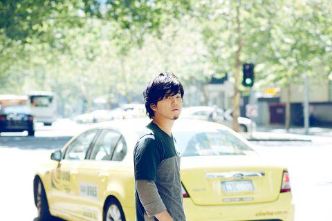 "Hata Motohiro presents  an acoustic live ""GREEN MIND 2014""|秦 基博"