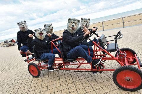 "MAN WITH A MISSION presents ""Dead End in Tokyo TOUR 2017""