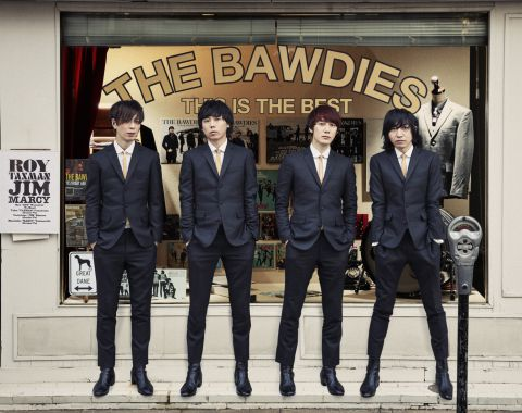Thank you for our Rock and Roll Tour 2004-2019|THE BAWDIES